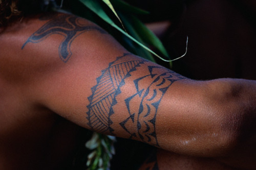 armband samoan maori tattoo. Black Bedroom Furniture Sets. Home Design Ideas